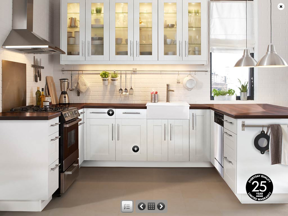Splendid Ikea Kitchens A Collection Of Home Decor Ideas To Try White Cabinets Cabinets And Ikea Farmhouse Sink